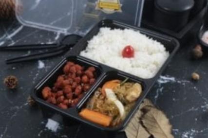 อาหารกล่องงานศพ